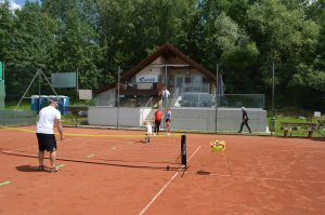 Sommer Tenniscamp für Kinder