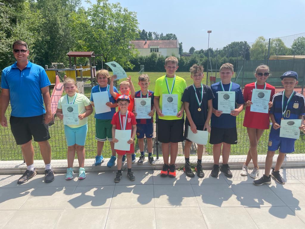 Kinder- und Jugendttenniscamp 2021