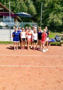Freundschaftsmatch Güttenbach